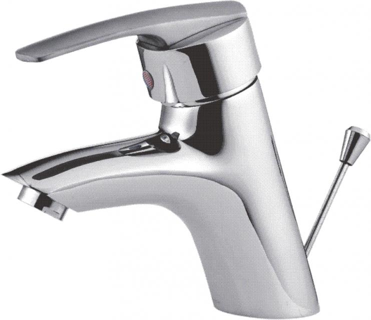 Смесител стоящ за мивка 1518223C