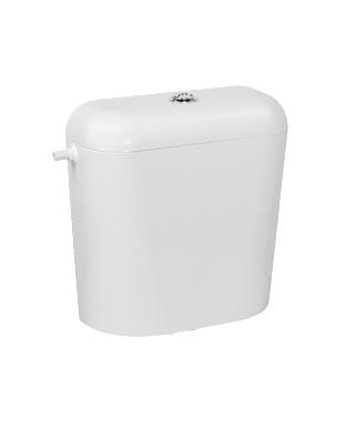 Стенно тоалетно казанче Сева Дуо W630301