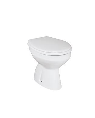 Стояща тоалетна чиния вертикално оттичане Сева М W711901