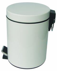 Кошче за WC 5 литра бяло 8262 W