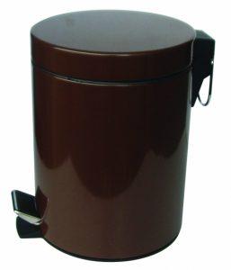 Кошче за WC 5 литра кафяво 8262 DB