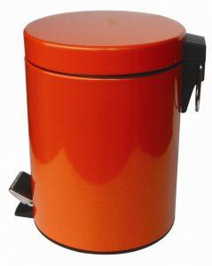 Кошче за WC 5 литра оранжево 8262 OR