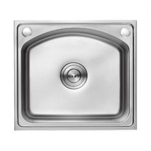 Мивка за кухня алпака 4843