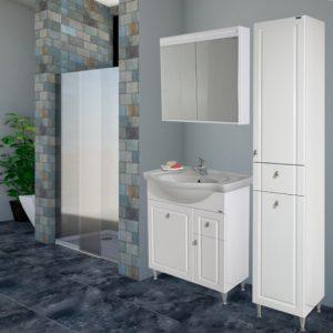 Шкаф за баня Антония 75 MDF