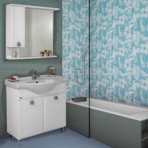 Шкаф за баня Боряна 87 MDF