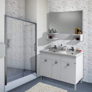 Шкаф за баня Жана 106 MDF