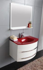 Шкаф за баня ICP 0853 R
