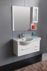 Шкаф за баня ICP 133 W
