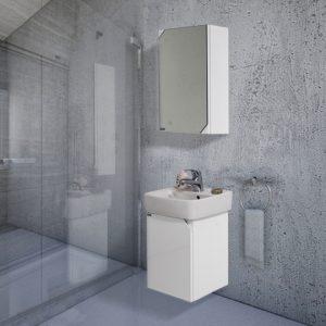 Шкаф за баня PVC Лора 40см