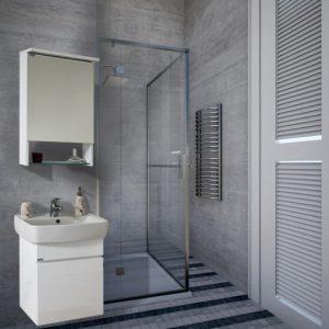 Шкаф за баня PVC Лора 50см