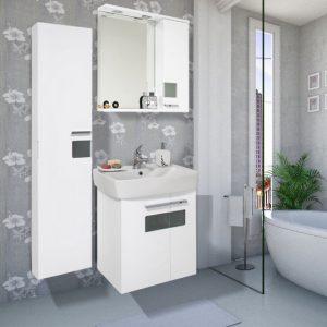 Шкаф за баня PVC Нора 60см