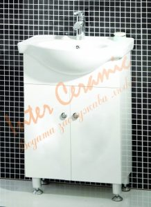Шкаф за баня ICP 5591