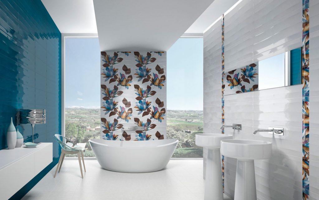 Плочки за баня Турин