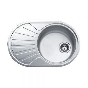 Кухненска мивка DR 77 1С 1Е