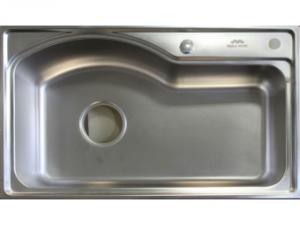 Кухненска мивка алпака без ваничка 65LA H7847BV