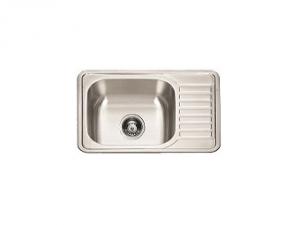 Кухненска мивка алпака десен плот 65DA-6550R