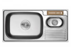 Кухненска мивка алпака мат 65LA H9145A