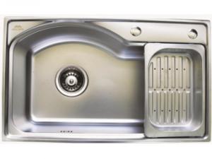 Кухненска мивка алпака 65LA H7847