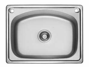Кухненска мивка алпака 65LA N6046