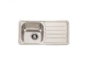 Кухненска мивка с ляв плот 65DA 7848L