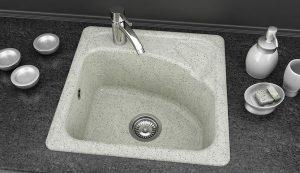 Кухненска мивка FAT 201 мивка със сапунерка