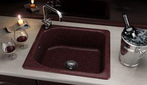 Кухненска мивка FAT 210 единична мивка