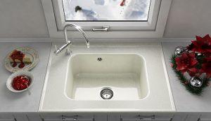 Кухненска мивка FAT 219 модулна мивка