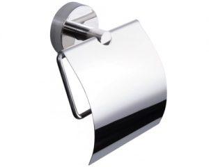 Поставка за тоалетна хартия с капак Уно 1403