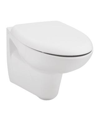Конзолна тоалетна чиния Сева Дуо W720301