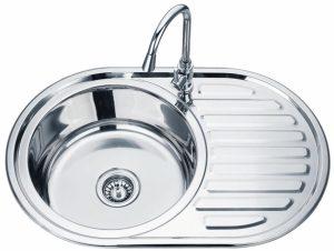 Мивка за кухня алпака 7750