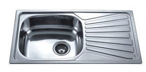 Мивка за кухня алпака 7843