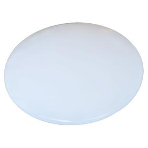 Осветително тяло LED плафон PLUTON Ф260 IP44 15W опал Desonia
