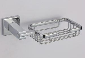 Сапунерка метална Наоми 2669