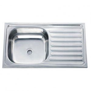 Кухненска мивка алпака 7540