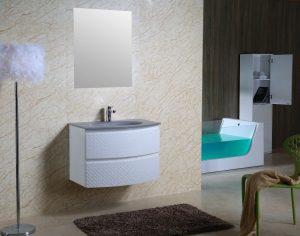 Шкаф за баня ICP 8055W