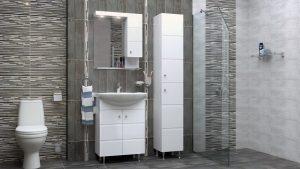 Шкаф за баня PVC Емона