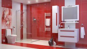 Шкаф за баня PVC Ню Лайн