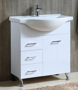 Шкаф за баня ICP 075V