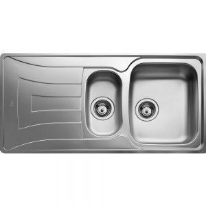 Кухненска мивка Universo 100 1 1-2С 1Е