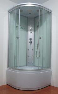 Хидромасажна кабина Райли размер 90х90х220