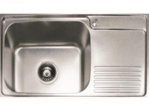 Кухненска мивка алпака мат 65LA H9145C P