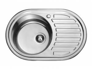 Кухненска мивка алпака 65LA 7750R