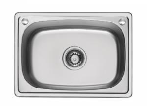 Кухненска мивка алпака 65LA N5237