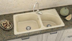 Кухненска мивка FAT 204 с две корита