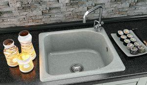 Кухненска мивка FAT 209 единична мивка