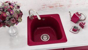 Кухненска мивка FAT 217 единична мивка