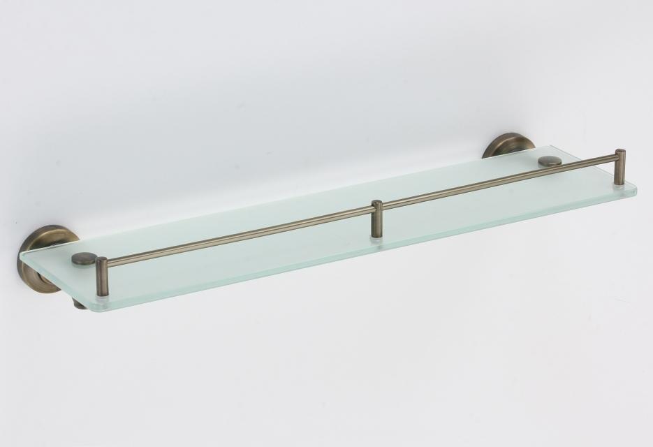 Стъклена полица с борд Сайлор 8391