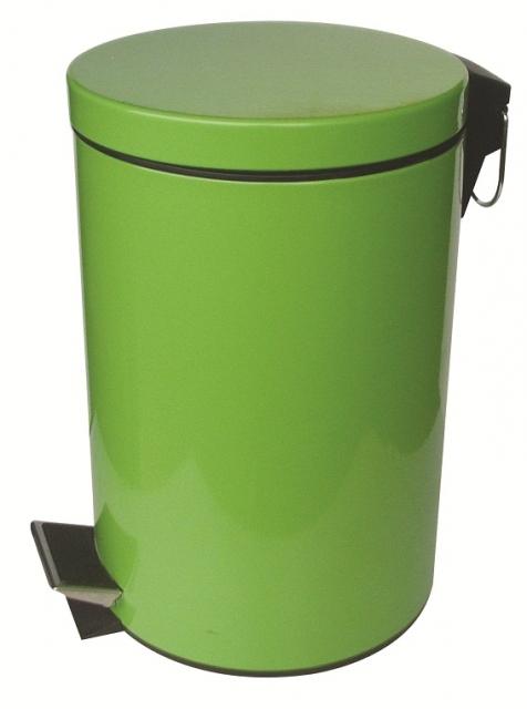 Тоалетно кошче 12 литра зелено 8266GR