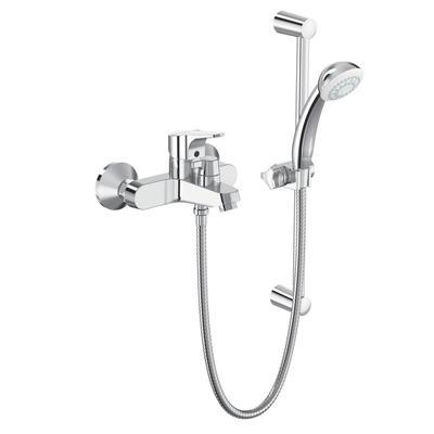 Смесител стенен за вана-душ с аксесоари SevaNext B1931AA